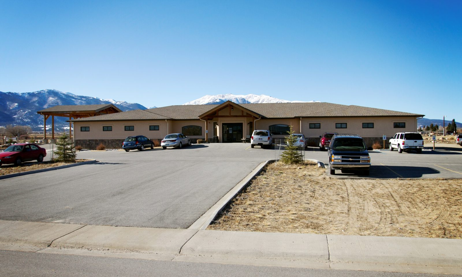 Buena Vista Health Center (Heart of the Rockies Regional Medical Center )