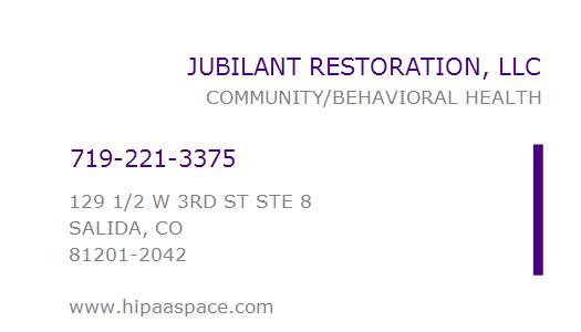 Jubilant Restoration LLC