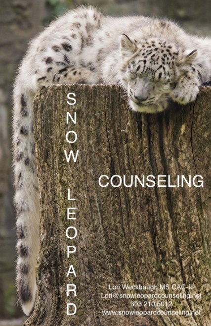 Snow Leopard Counseling