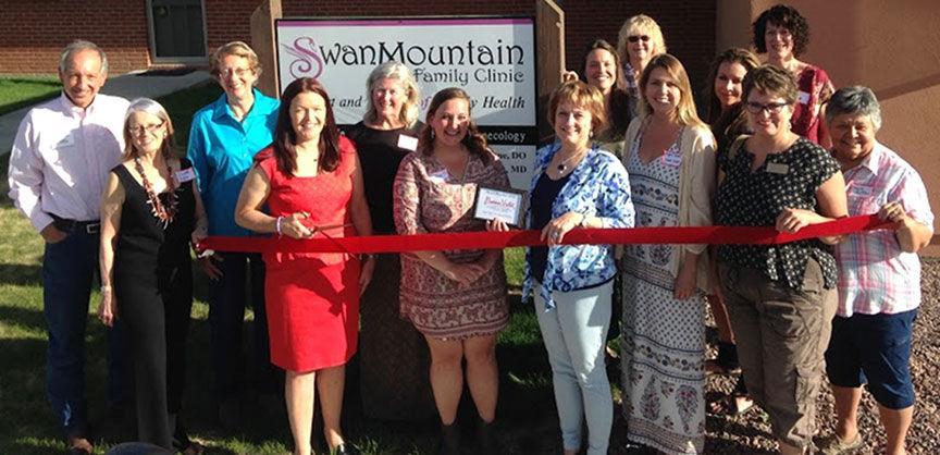 Swan Mountain Family Clinic (Offices in Buena Vista, Salida, Breckenridge)