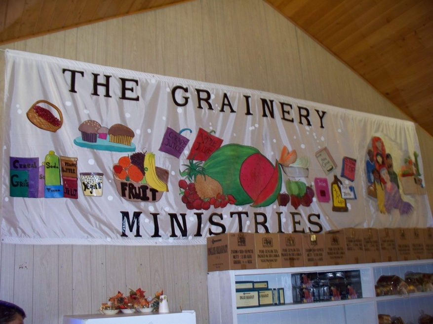 The Grainery Ministries
