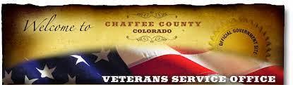 Veteran's Service Office (Chaffee County)
